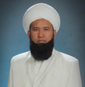 Кыргызстан Мусулмандарынын Азирети Муфтийи Максатбек ажы Токтомушев