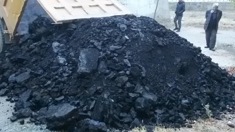 Майлуу-Суу шаарындагы «Абдуллах ибн Масъуд» борбордук мечити 20 тонна көмүр менен камсыздалды