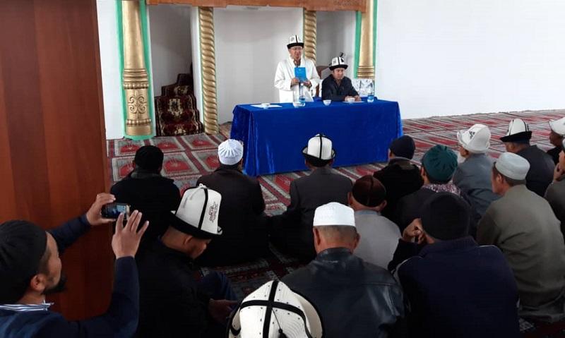 Өлкө аймагындагы имамдарды  Ханафий мазхабы, Матурудий акыйдасы боюнча окутуу иштери башталды