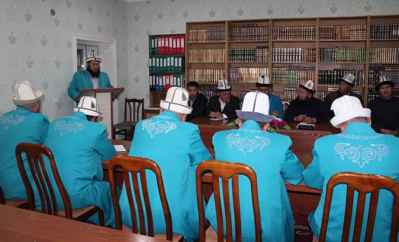 Жалал-Абад казыяты 9 айдын жыйынтыгын чыгарды