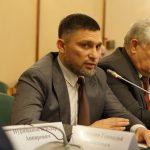 Советник муфтия КР принял участие в первом заседании Международного общественного оргкомитета мероприятий к 75-летию Великой Победы