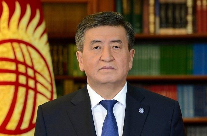 Президент Сооронбай Жээнбеков: Орозо Айт символизирует духовную чистоту и любовь к ближнему, стремление к добру, миру и согласию