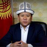 Поздравительное слово исполняющего обязанности Верховного Муфтия Жоробая ажы Шергазыева
