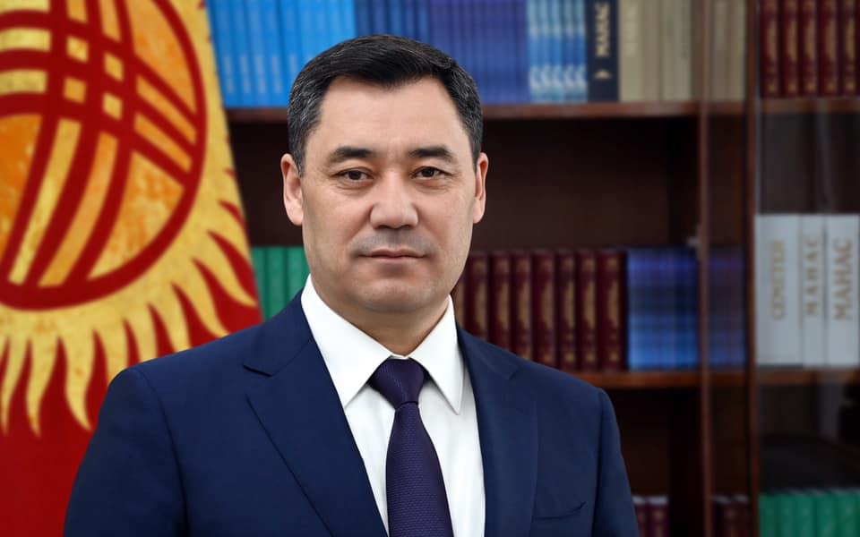 Президент Кыргызской Республики Садыр Жапаров сегодня, 13 мая, поздравил кыргызстанцев с праздником Орозо айт